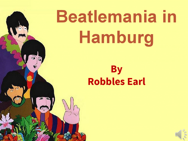Preview of Beatlemania in Hamburg