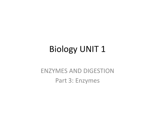 units of galactosidase enzyme biology essay In molecular biology, a reporter gene  which encodes the protein beta-galactosidase this enzyme causes bacteria expressing the gene to appear blue when grown on.