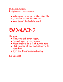 Preview of Body and surgery  Religion-anatomy-surgery