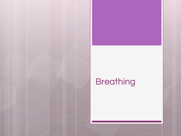 Preview of Breathing