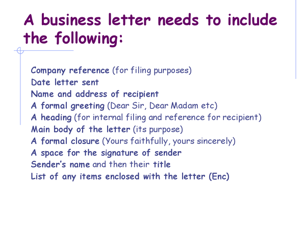 Preview of Business documents Notes