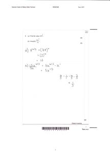 ibdp biology sl specimen exam paper