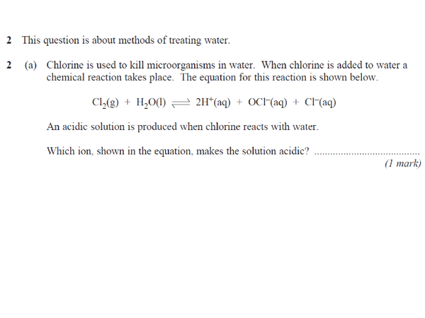 Preview of C2 Calculations Past-Paper Questions