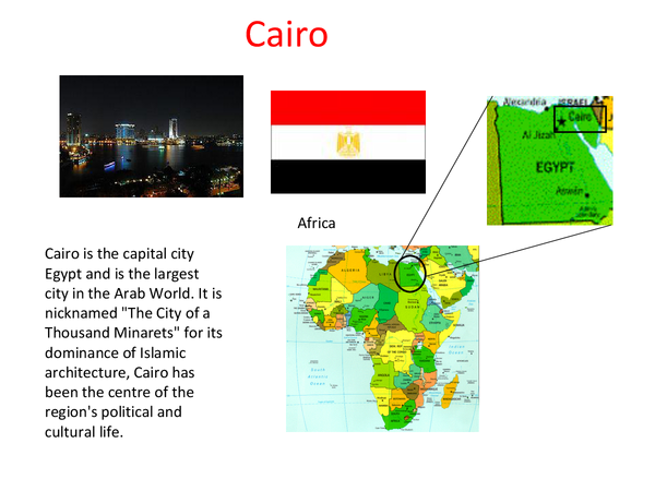 Preview of Cairo Growth - Megacity