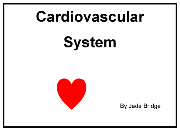 Preview of Cardiovascular system Powerpoint