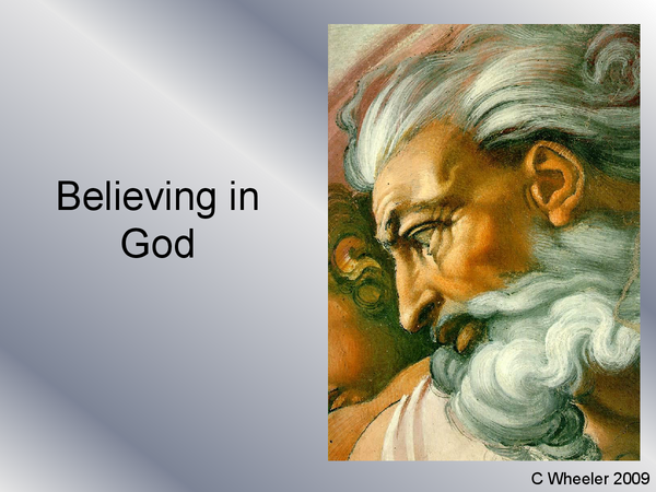 Preview of Catholic Christianity Edexcel Believing in God powerpoint