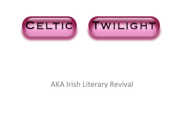 Preview of Celtic Twilight