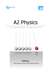 Preview of CGPwned: Your WJEC A2 Physics Notes!
