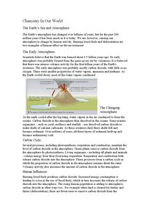 Preview of Chem Basics