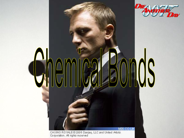 Preview of Chemical Bonding