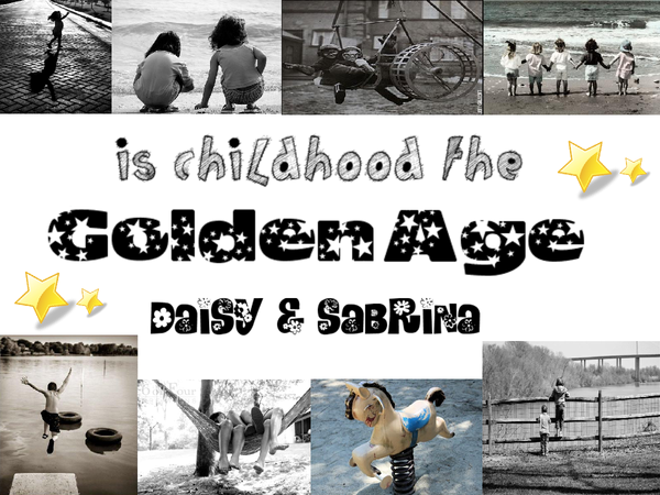 Preview of Childhood; Is it socially constructed?