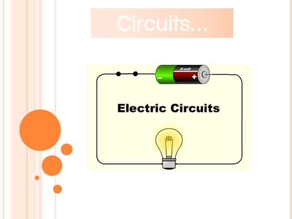 Preview of Circuits