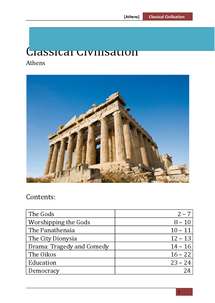 Preview of Classical Civilisation - Athens