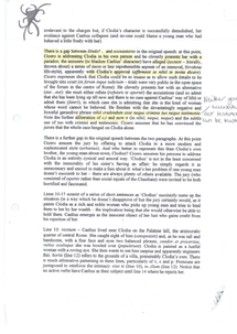 Preview of CLODIA AND PYTHIUS NOTES AND TEST - INVALUABLE!!!
