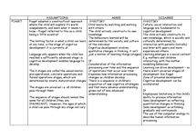 Preview of Comparison of Approaches to Cognitive Development