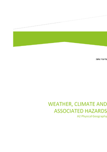 Preview of Complete weather revision guide