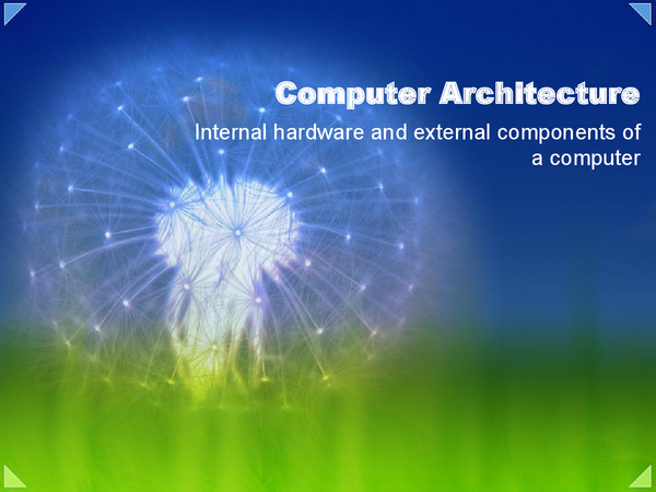 Preview of Computer Architecture 1