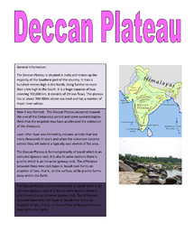 Preview of Deccan Plateau
