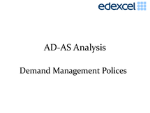 Preview of Demand management