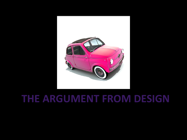 Preview of Design argument