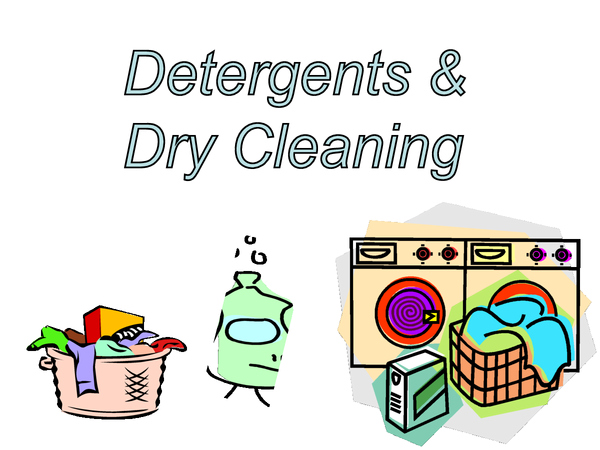 Preview of Detergents