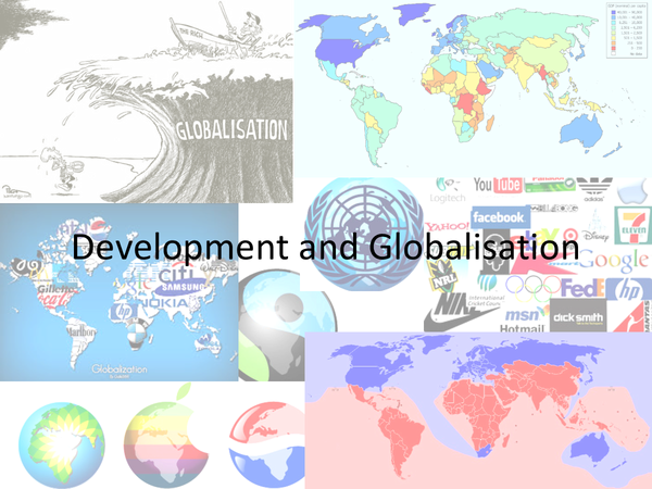 Preview of Development and Globalisation.