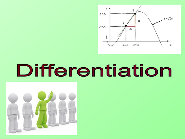 Preview of Differentiation C2 revision