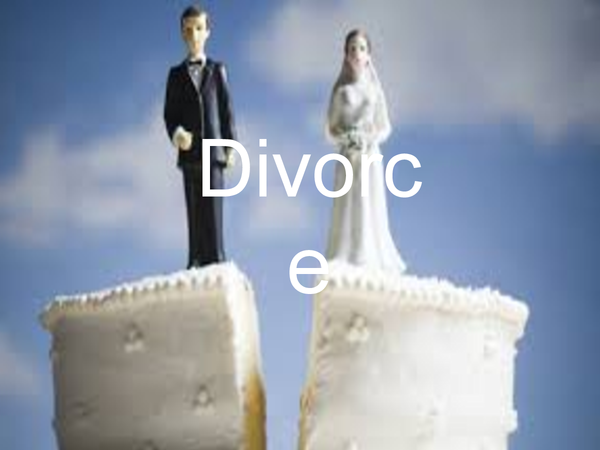Preview of Divorce - Changing Family Patterns