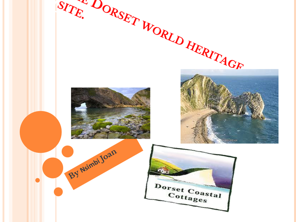 Preview of dorset worl hritage site