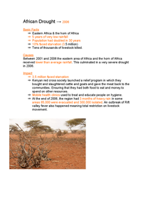 Preview of Drought Case Studies