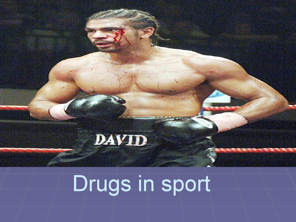 Preview of drugs in sport jack hunt school