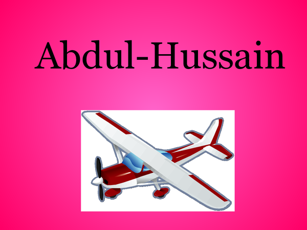 Preview of Duress as a defence- Abdul-Hussain case study
