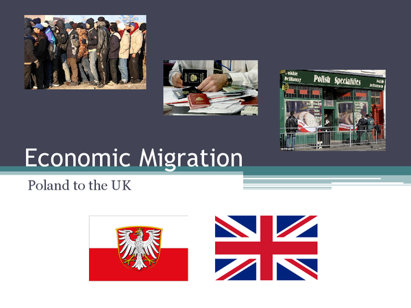Preview of Economic Migration Poland to UK