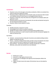 aqa sociology past papers education and research methods