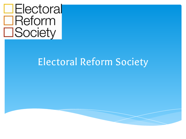 Preview of Electoral Reform Society and Surfers Against Sewage