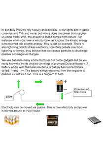 Preview of Electricity: The basics