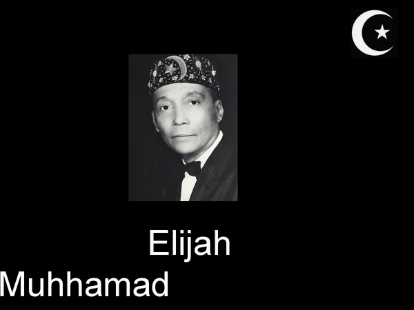 Preview of Elijah Muhammad