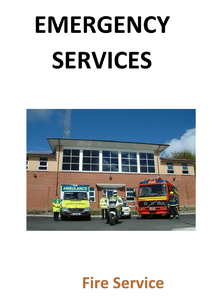 Preview of Emergency Services