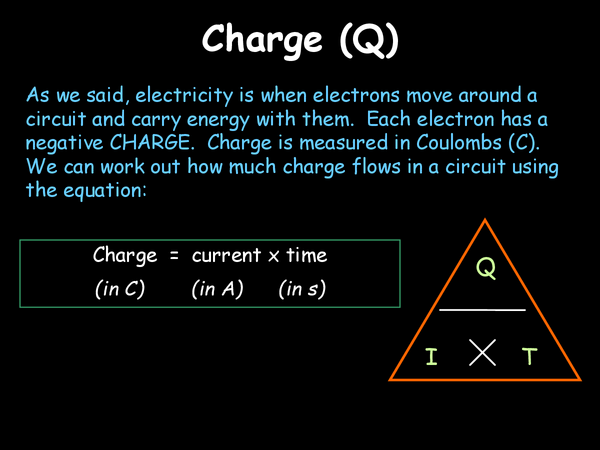 Preview of Energy And Charge