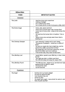 Preview of English Revision - Important quotes from Betjeman's poems - theme:religion