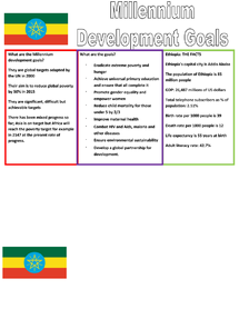 Preview of Ethiopia MDGs