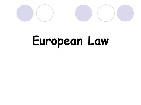 Preview of EU