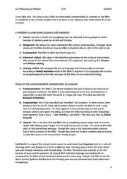 religious experience essay plan Religious experience is a good pointer writing a level essays the upshot of the traditional essay-plan is that if students do not finish they could end.