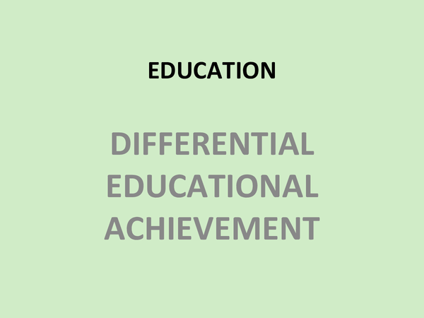 Preview of factors effecting education