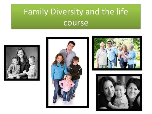 Preview of Family diversity