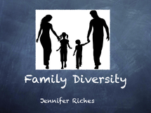 Preview of Family Diversity - Sociology AS OCR Unit 2