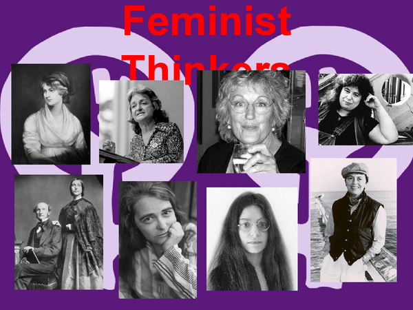 Preview of Feminism Philosophers
