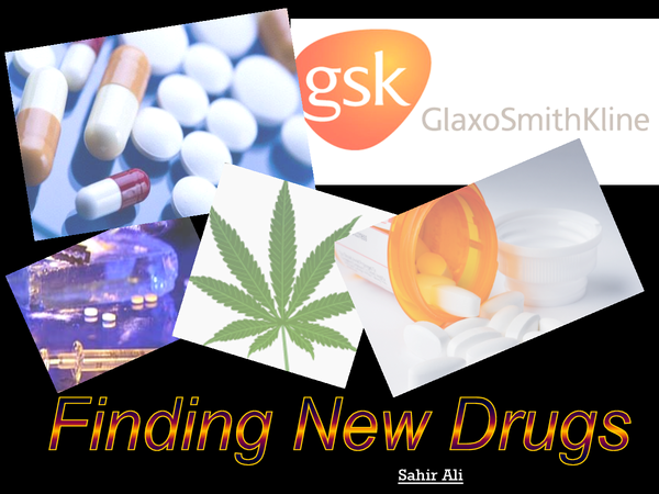Preview of Finding New Drugs