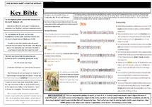 Preview of FIRST OF TWO PAGES REVISION SHEET FOR RELIGION AND SCIENCE
