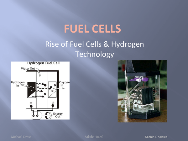 Preview of Fuel Cells